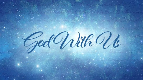 Immanuel, God With Us Image