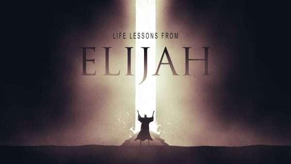Elijah and Elisha Image