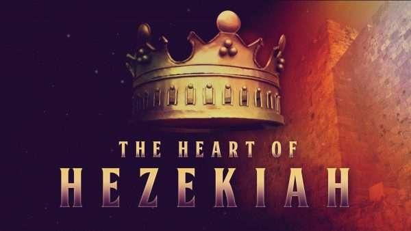 The Heart of Hezekiah - The Stubborn Sin of Pride Image