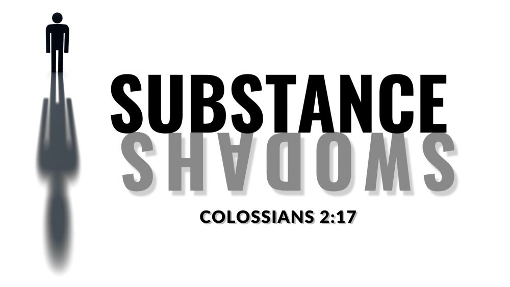 Substance or Shadows Image