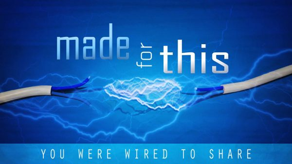 You Were Wired To Share Image